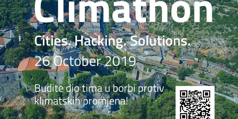 Climathon 2019 - promo