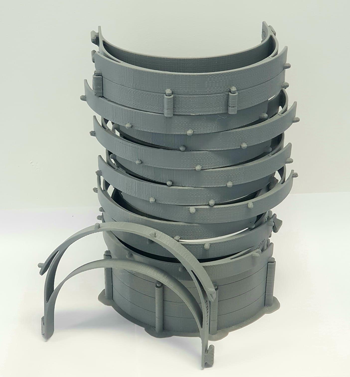 RRA PORIN - 3D printing 3