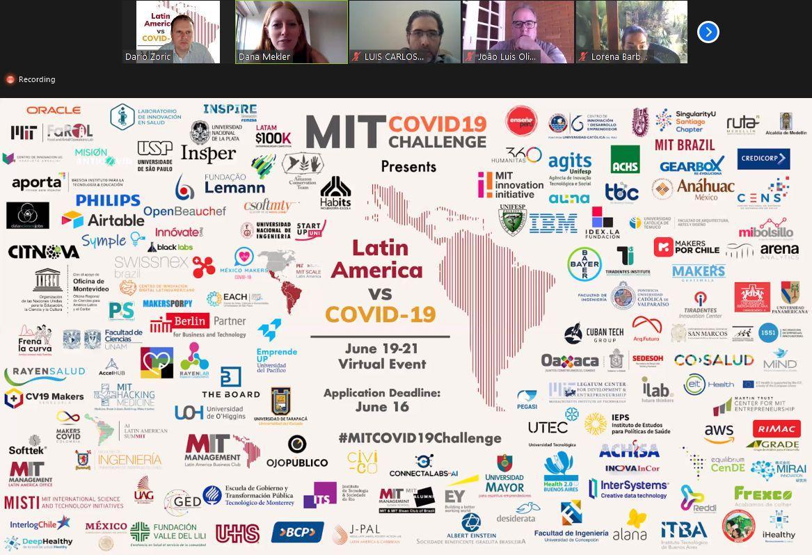 MIT Covid 19 Challenge