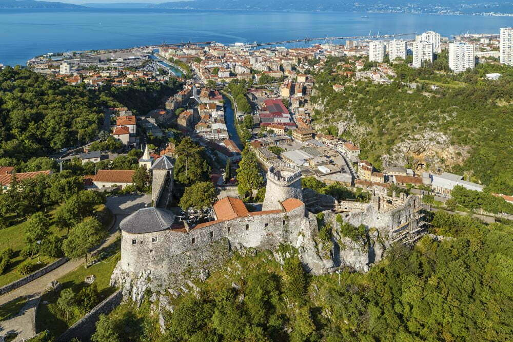 Castel Gradina-Rijeka