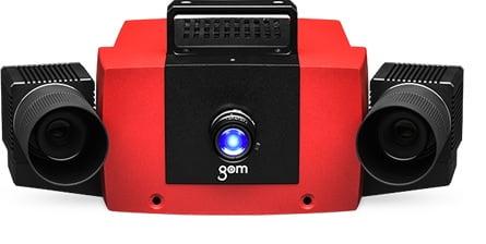 Oprema za optičko mjerenje - GOM ATOS COMPACT SCAN