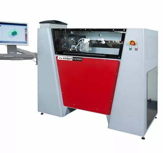 Oprema za aditivnu proizvodnju od pijeska - VOXELJET VX 200